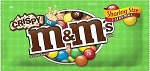 King Size M and M Crispy Candy Bags, (Pack of 24)