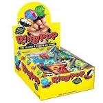Topps Fruit Fest Ring Pops, (Pack of 24)