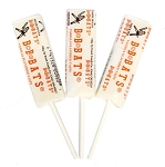 BB Bats Vanilla Taffy Pops, (23 Pounds)