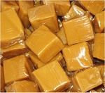 Loose Wrapped Caramels, 5 Pound Bag