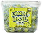 Lemonheads Candy, (Pack of 150)
