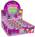 Chewy Berry Lemonhead Candy, (Pack of 24)
