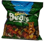 Black Forest Gummy Bears, 6 Pounds