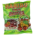 Haribo Twin Cherries, 5 Ounce Bags (Pack of 12)