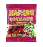 Haribo Dinosaurs, 5 Oz Bags (Pack of 12)