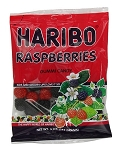 Haribo Raspberries, 5 Ounce Bags (Pack of 12)
