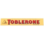 Toblerone Milk Chocolate 3.52 Ounce Bars, (Pack of 20)