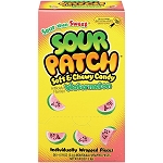Watermelon Sour Patch, (240 Pack)