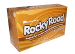 Annabelle Rocky Road Dark Bar, (24 Pack)