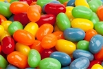 Jelly Belly Sour 5 Flavors, 10 Pounds