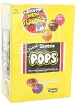 Tootsie Pops Assorted Lollipops, (Pack of 100)