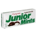 Junior Mints Candy, (Pack of 24)