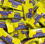 Charleston Chew Fun Size Candy Vanilla, (Pack of 120)