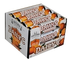 Daily C Orange Vitamin C Tablets, (Pack of 12)