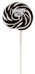 Black & White Whirly Pops 1.5 Oz., (24 Pack)