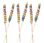 18 Inch Unicorn Lollipops, (Pack of 36)