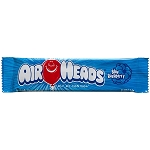 Airheads Blue Raspberry Taffy, (Pack of 36)