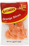 Sathers Orange Slices, (Pack of 12)