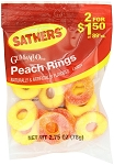 Sathers Peach Rings, (Pack of 12)