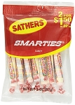 Sathers Smarties Candy, (Pack of 12)