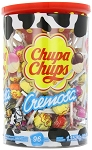 Chupa Chups Cremosa Lollipops, (Pack of 96)