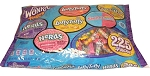Wonka Factory Mix Fun Size Candy Bag Assortment, 5 Pounds