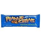Milk Chocolate Peanut Chews 24 Count Box, (Pack of 24)