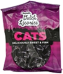 Black Licorice Cats (Pack of 12)