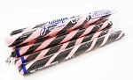 Gilliam Old Fashioned Blackberry Stick Candy, (Pack of 80)
