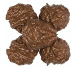 Asher's Sugar Free Milk Chocolate Coconut Clusters, 5 Pounds