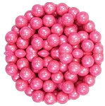Sixlets Shimmering Pink Chocolate Candy, 10 Pounds