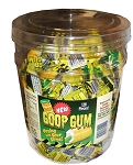 Toxic Waste Goop Gum, (Pack of 120)