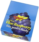 Zotz Blue Raspberry, (48 Pack)