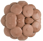 Milk Chocolate Melting Wafers, 50 Pounds