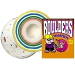 Boulders Speckled Gum Filled Jawbreakers, (Pack of 85)