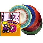 Boulders Multi Colored Gum Filled Jawbreakers, (Pack of 85)