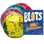 Mega Blots Berry Flavored Jawbreakers, (Pack of 85)