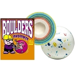Boulders Speckled Gum Filled Jawbreakers, (Pack of 144)