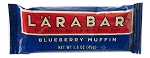 Larabar Blueberry Muffin Fruit and Nut Bars, (Pack of 16)