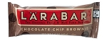 Larabar Chocolate Chip Brownie Fruit and Nut Bars, (Pack of 16)