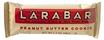 Larabar Peanut Butter Cookie Fruit and Nut Bars, (Pack of 16)