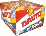 Davids Original Sunflower, .8 Oz (36 Pack)