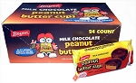 Milk Chocolate Peanut Butter Cups, (24 Pack)