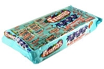 Frunas Blue Raspberry Taffy Candy, (Pack of 48)