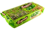 Frunas Green Apple Taffy Candy, (Pack of 48)