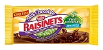 Raisinets King Size Candy, (Pack of 24)