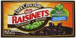 Raisinets Dark Chocolate Video Box Theater Size Candy, (Pack of 18)