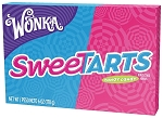 Wonka Sweet Tarts Candy Video Box Theater Size Candy, (Pack of 12)