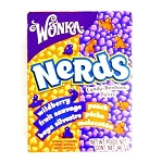 Wonka Nerds, Peach and Wild Berry, (Pack of 24)
