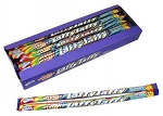 Laffy Taffy Mystery Swirl Ropes, (Pack of 24)